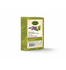 PURE NATURAL OLIVE SOAP LAVENDER
