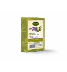 PURE NATURAL OLIVE SOAP LAVENDER