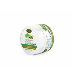HAIR MASK WITH ALOE 75ML