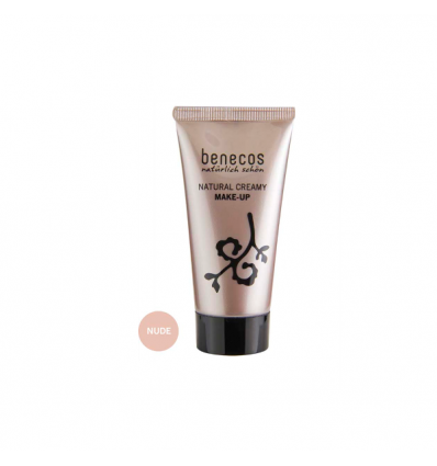 NATURAL CREAMY MAKEUP NUDE BENECOS