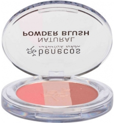 NATURAL COMPACT TRIO BLUSH FALL IN LOVE BENECOS