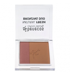 NATURAL FRESH BRONZING DUO BLUSH IBIZA NIGHTS BENECOS