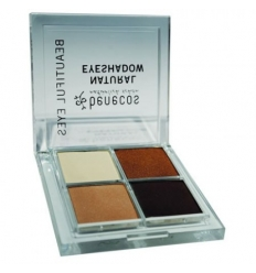 NATURAL QUATTRO EYE SHADOW COFFE & CREAM