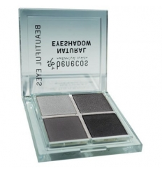 NATURAL QUATTRO EYE SHADOW SMOKEY EYES