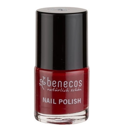 NAIL POLISH CHERRY RED BENECOS
