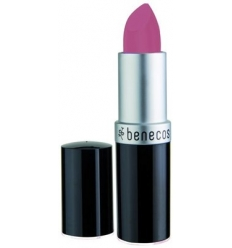 NATURAL LIPSTICK PINK ROSE BENECOS