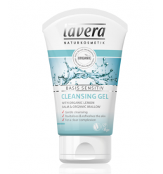 NATURAL CLEANSING GEL - LAVERA