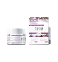 Firming Night Cream - LAVERA